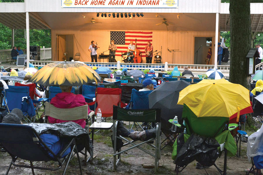 Bean Blossom Bluegrass Fest returns to Brown County