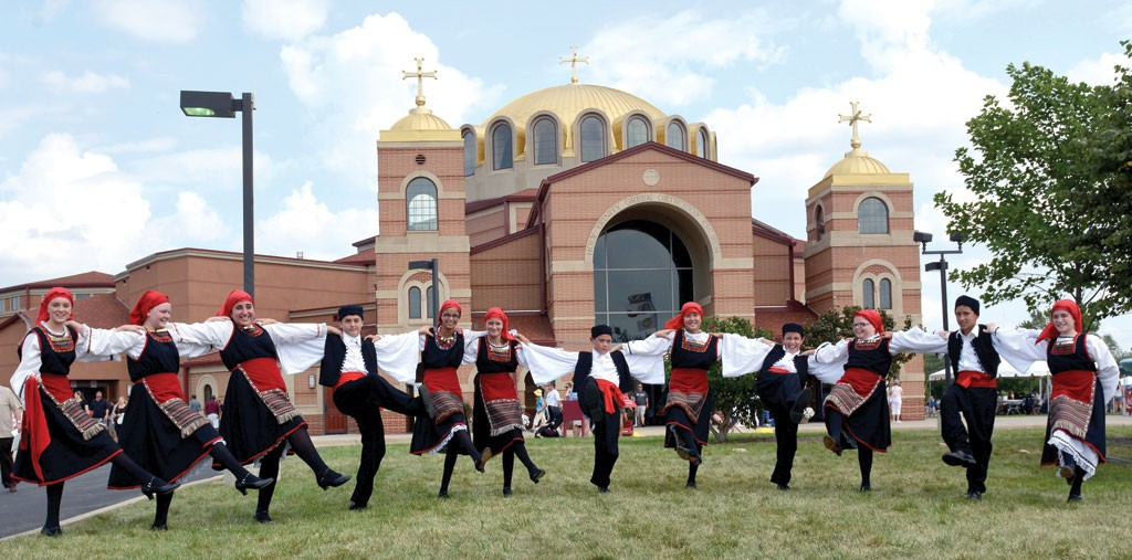 Indianapolis Greek Festival features food, dancing