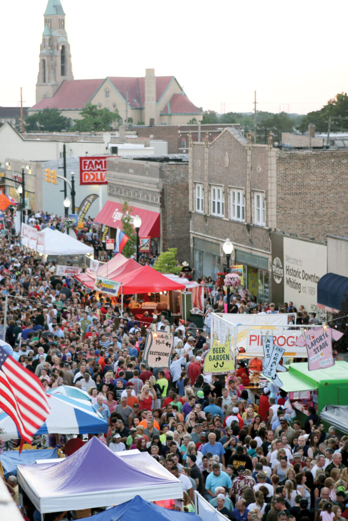 Pierogi Fest shows regional civility commitment