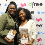 Tamika Stembridge, dfree executive director, and Miko Branch, co-founder of Miss Jessie's