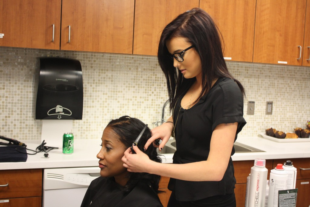 Students of Paul Mitchell the School Indianapolis