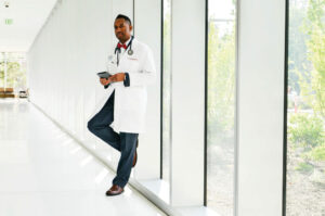 Dr. Antoine Leflore